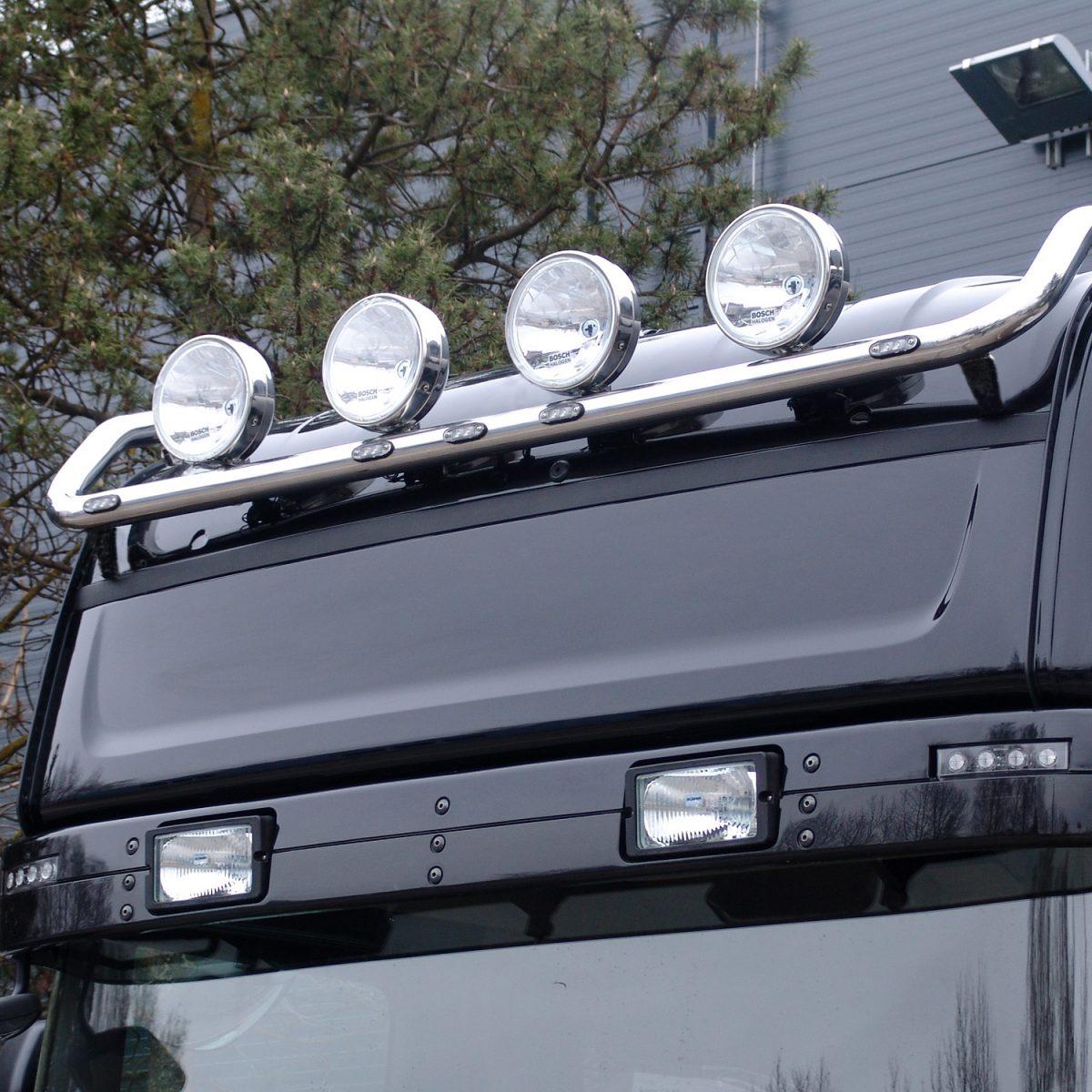 Takbåge Topline LED Scania-0