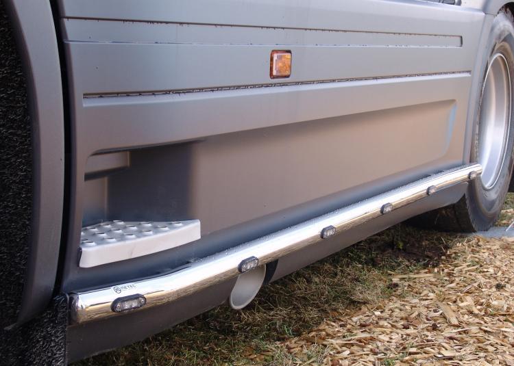 Sidorör Scania R serie med led-0