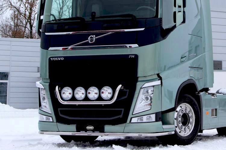 Frontrör LED 60mm Volvo FH4 13+-3964