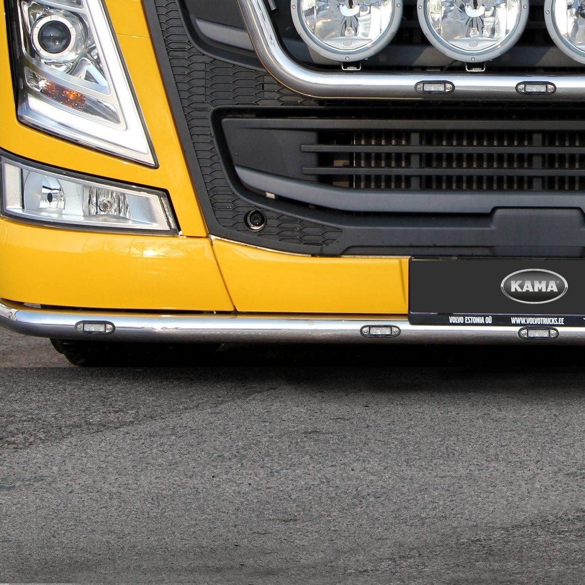 Frontrör LED 60mm Volvo FH4 13+-0
