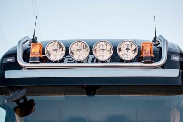 Takbåge nedsänkt 4-6 ljus Volvo FH4-2258