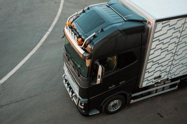Takbåge nedsänkt 4-6 ljus Volvo FH4-2259