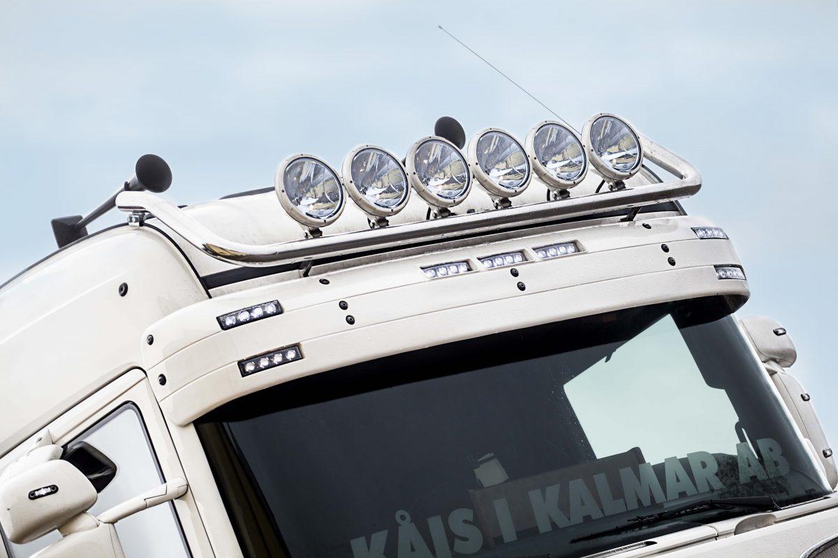 Takbåge Highline Scania-0