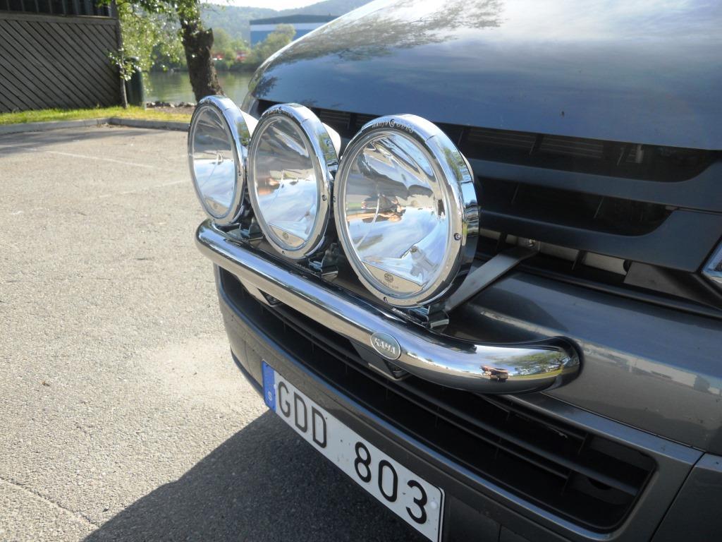 Extraljusbåge Smallbar VW T5 10-15-4324