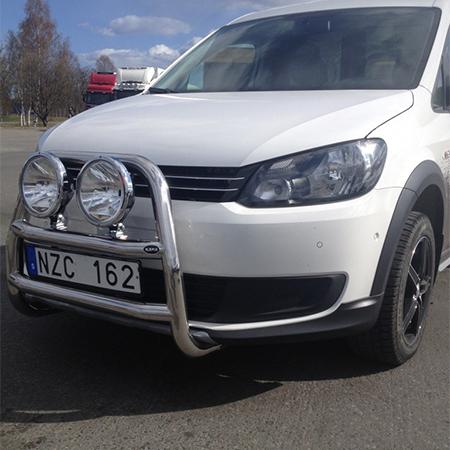 Frontbåge 60 mm VW Caddy 10-15-4889