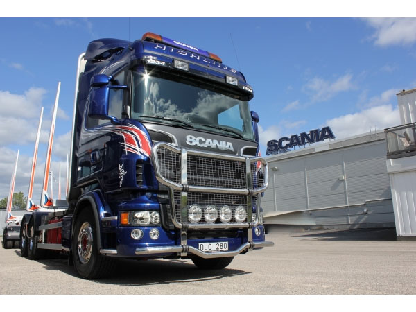 Frontskydd Scania G&R-serie 2010-2016-3688