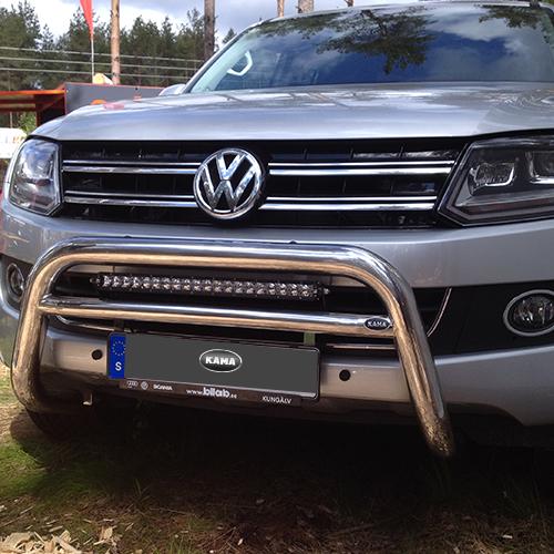 Frontbåge låg EU-godkänd VW Amarok-4861