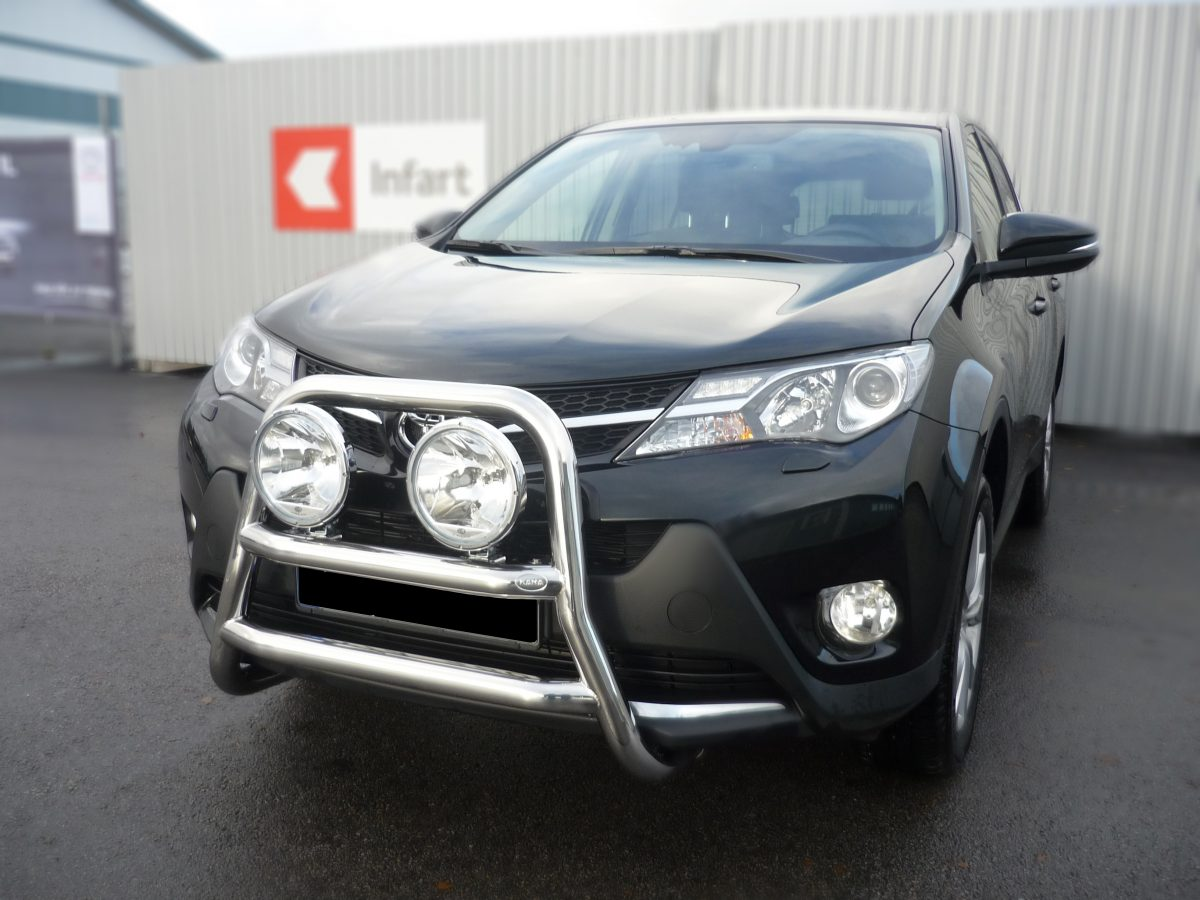 Belysningsbåge 60mm Toyota RAV4 13-16-0