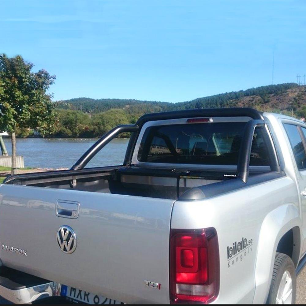 Rolltop MountainTop (Svart) VW Amarok-5056