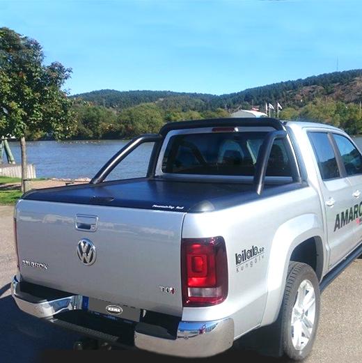 Rolltop MountainTop (Svart) VW Amarok-0