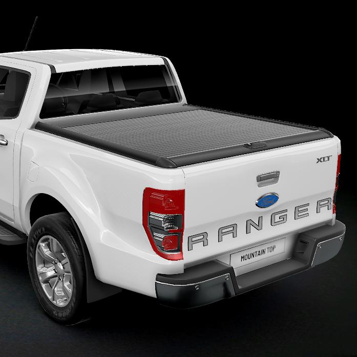 Rolltop MountainTop Svart Ford Ranger 12+-0