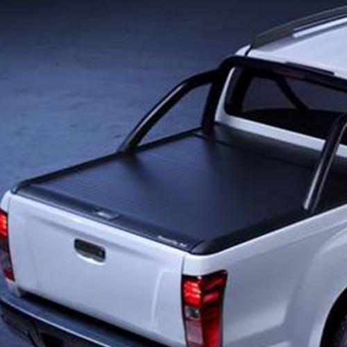 Rolltop MountainTop (Svart) Isuzu D-Max 2012+-0