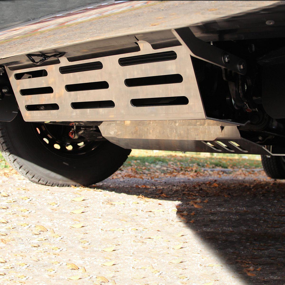 Underkörningsskydd Motor L200 15+/Fullback 16-18-0