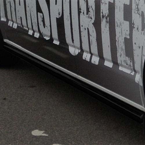 Sidorör svarta hb 3400 VW Transporter 10+-0