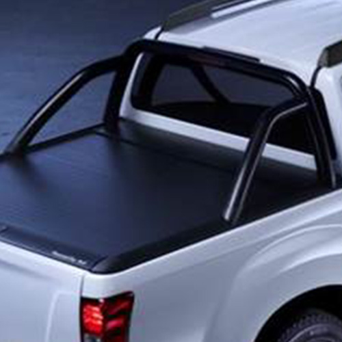 Flakbåge (Svart) Mitsubishi L200/Fiat Fullback-0