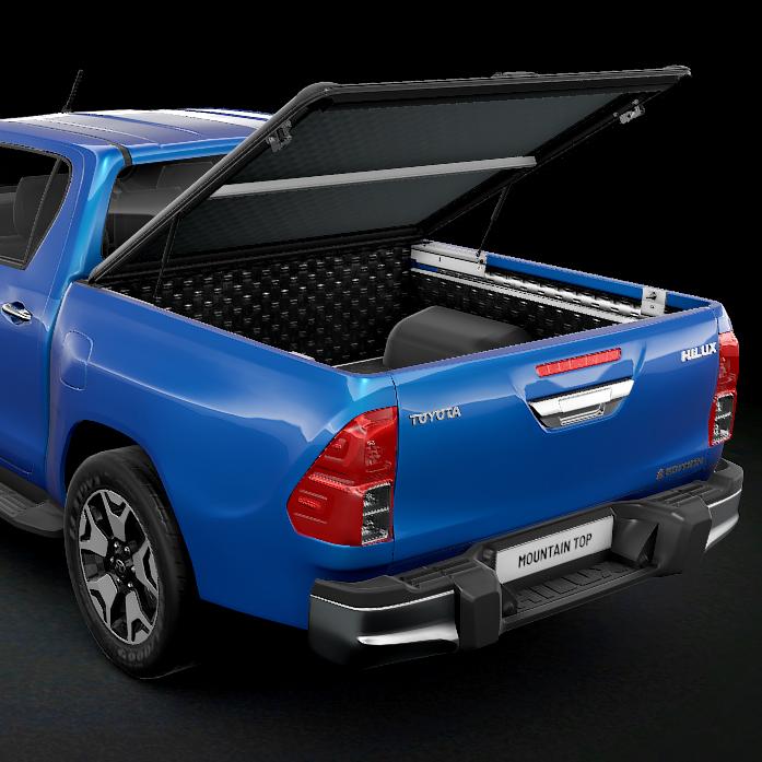 Flaklock Mountain Top Style Toyota Hilux 16+-6833