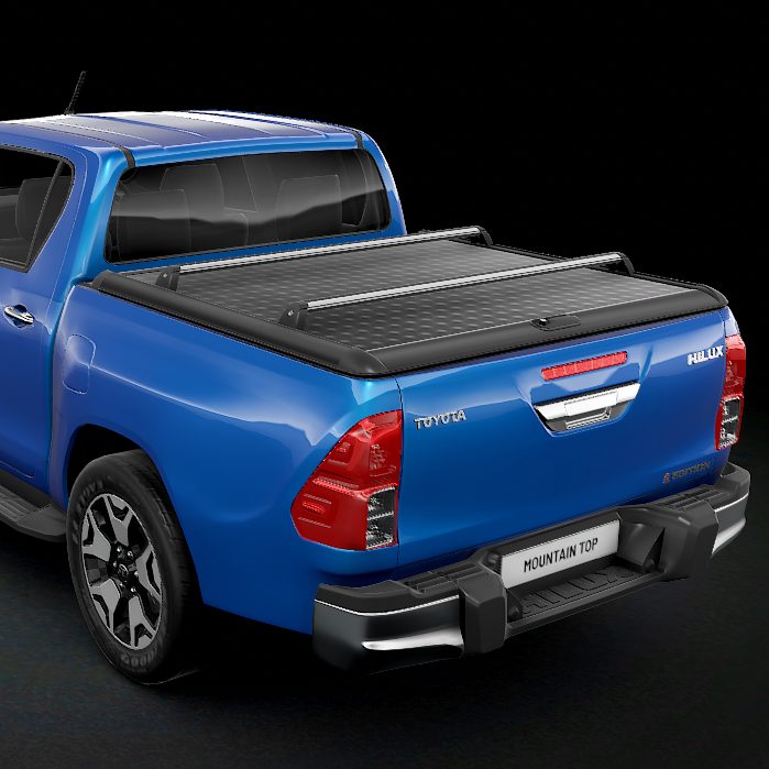 Lasträcken Flaklock Toyota Hilux 2016+-6834