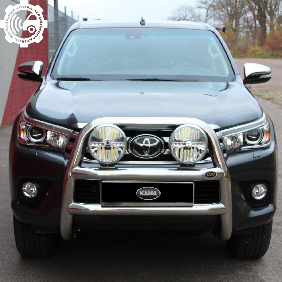 Frontbåge Toyota Hilux 16+-0