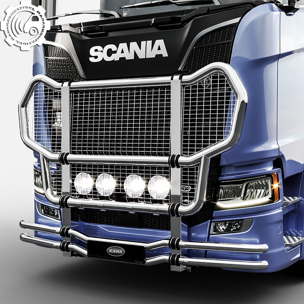 Frontskydd Scania G,R,S -serie 2016+-6369
