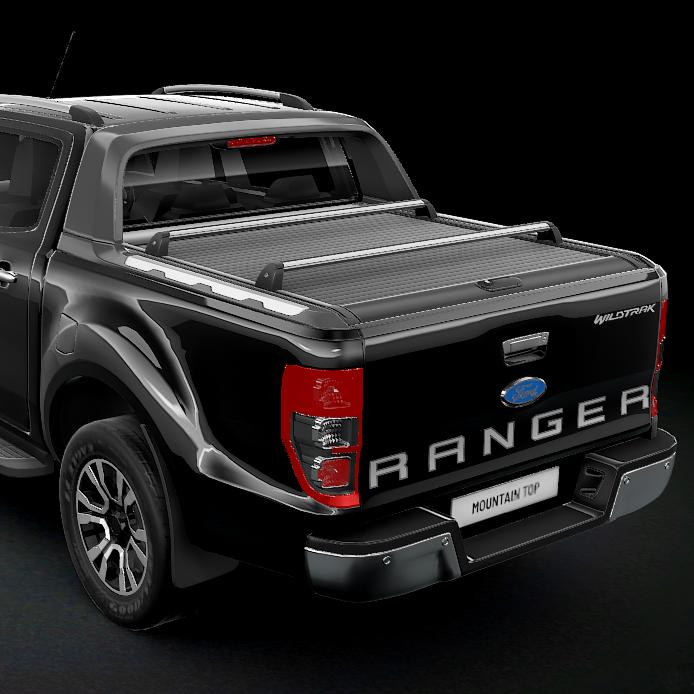 Rolltop MountainTop (Svart) Ford Ranger Wildtrack/Raptor-6677