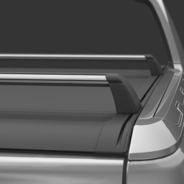 Lasträcken Rolltop Ford Wildtrack/ VW Aventura-5681