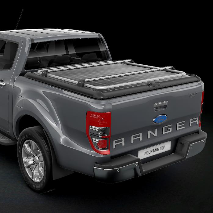 Lasträcken flaklock Ford Ranger 12+-0