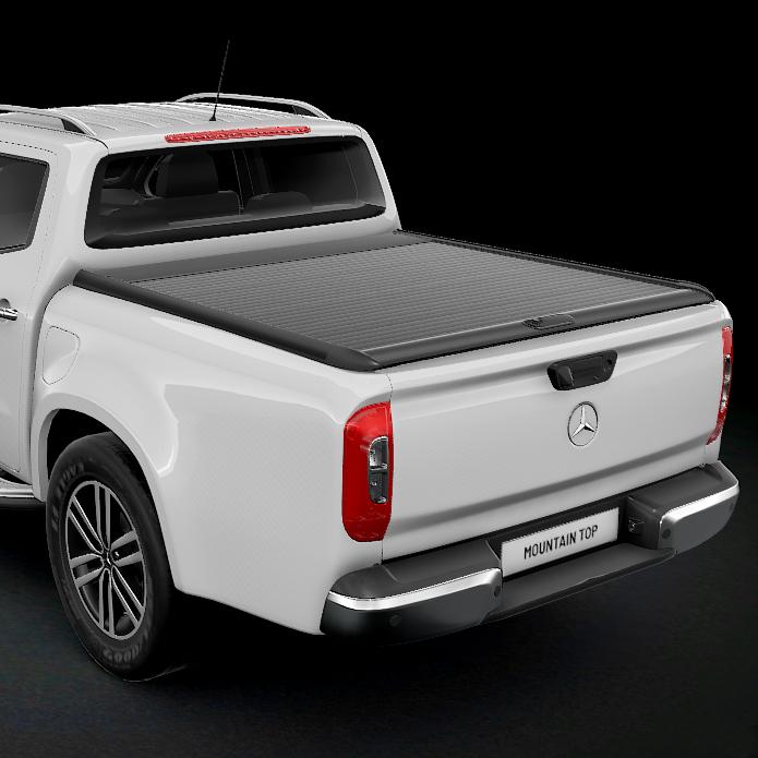 Rolltop MountainTop (svart) Mercedes X-klass 18+-0