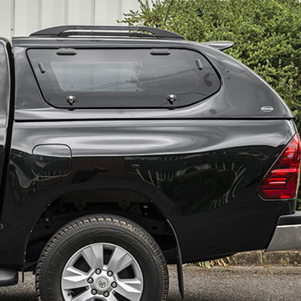 Toyota S-series Top 218 Galaxy Black Hilux 16--0