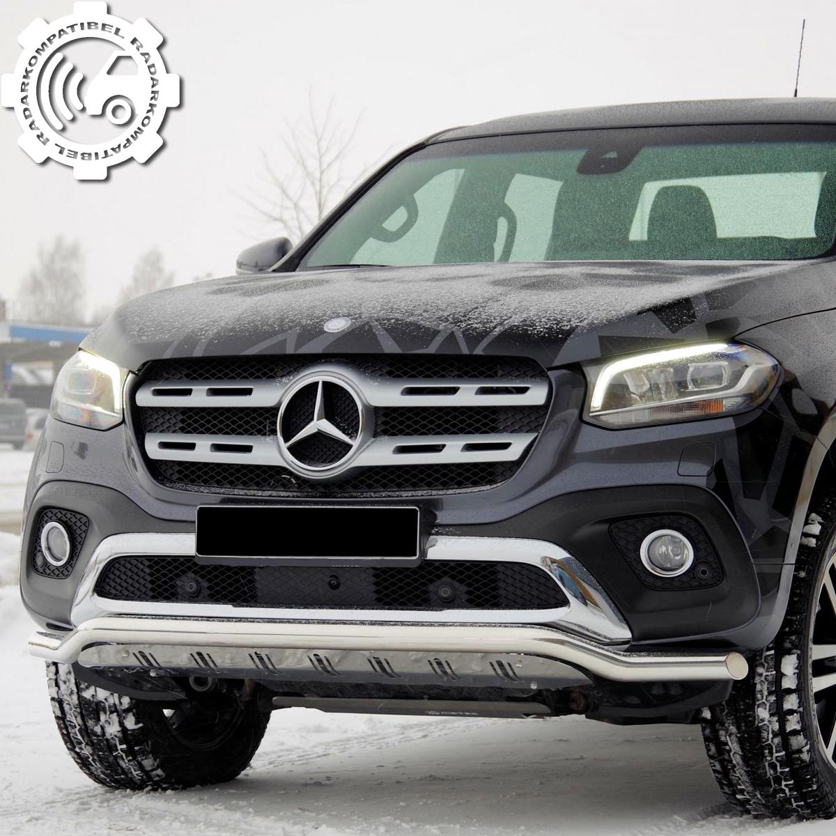 Frontrör Cityguard Mercedes X-klass-0
