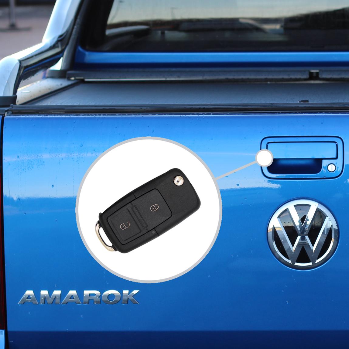 Centrallås bakläm VW Amarok-0