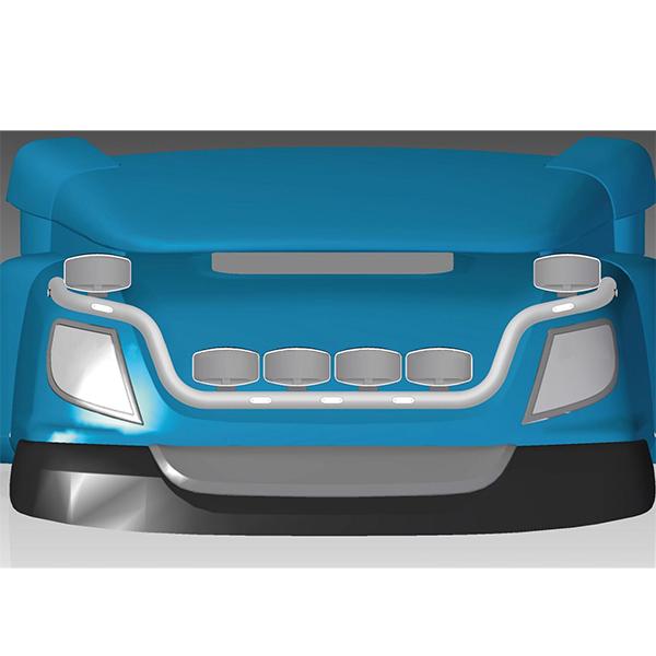 Takbåge LED Space cab DAF CF 15+-0