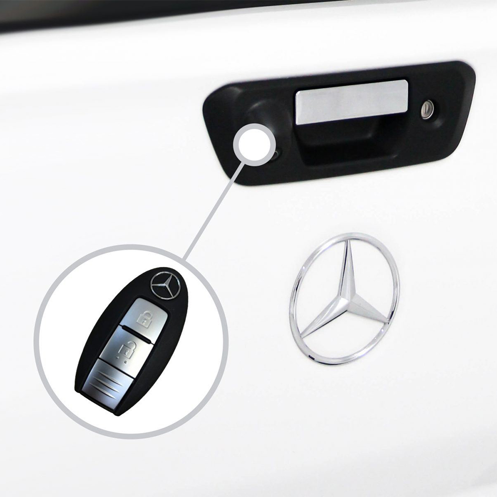 Centrallås bakläm Mercedes X-Klass-0