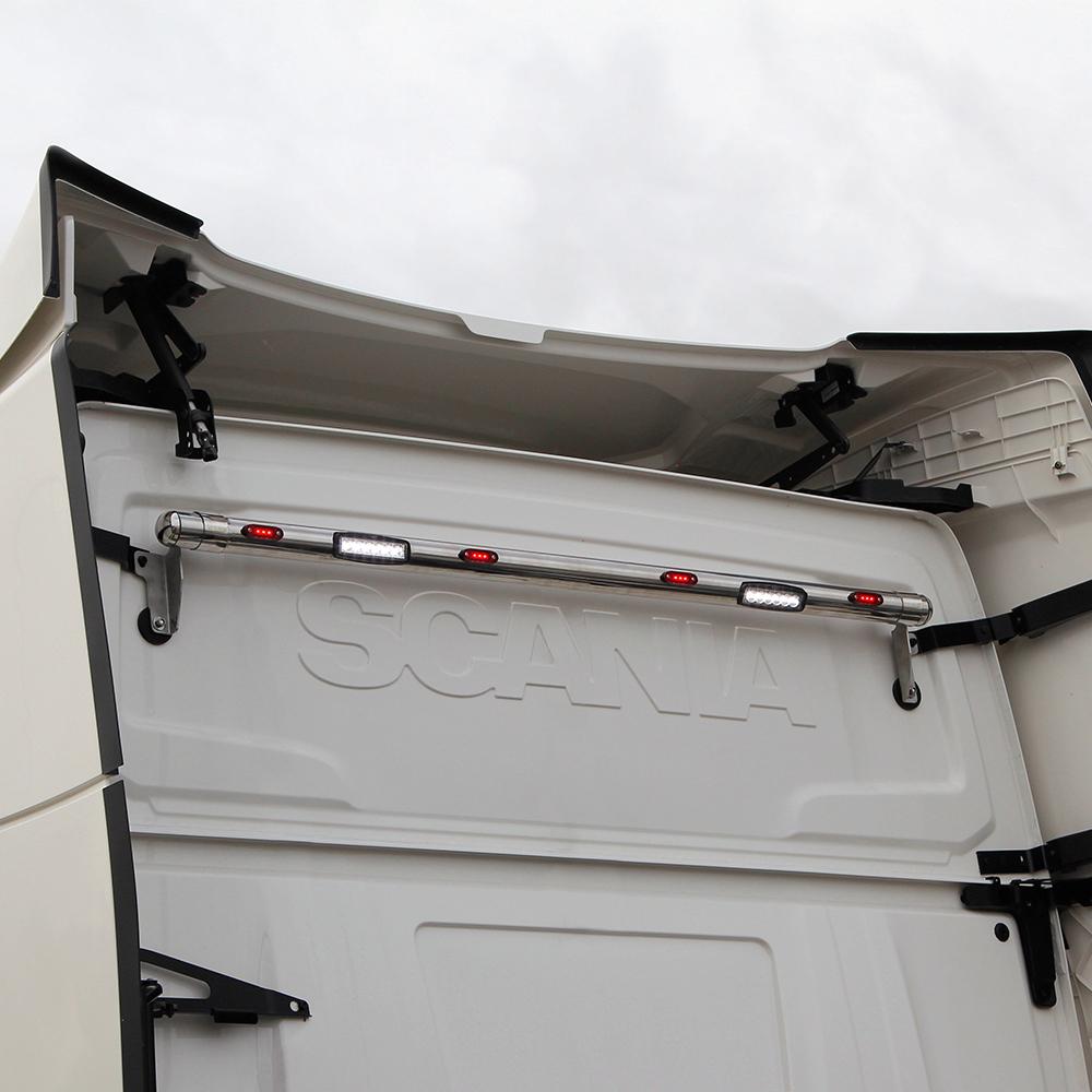 Arbetsbelysningsbåge bak LED Scania 17+-0