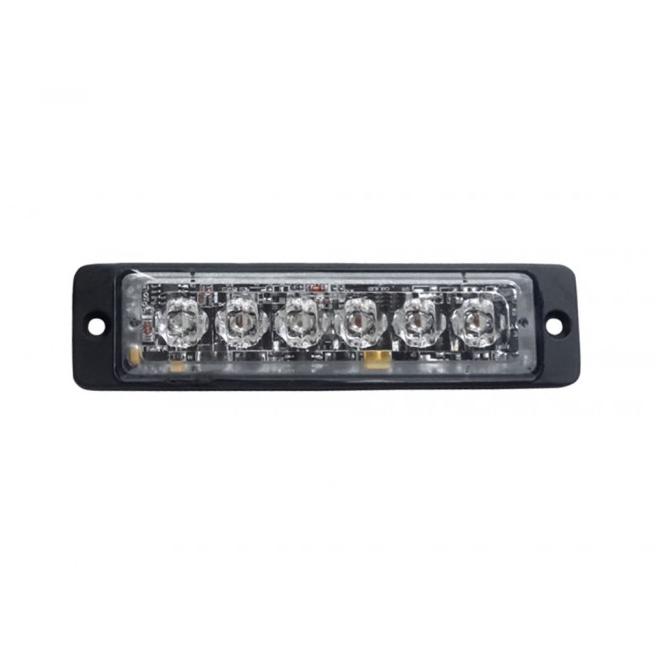 Blixtljus slim LED-0
