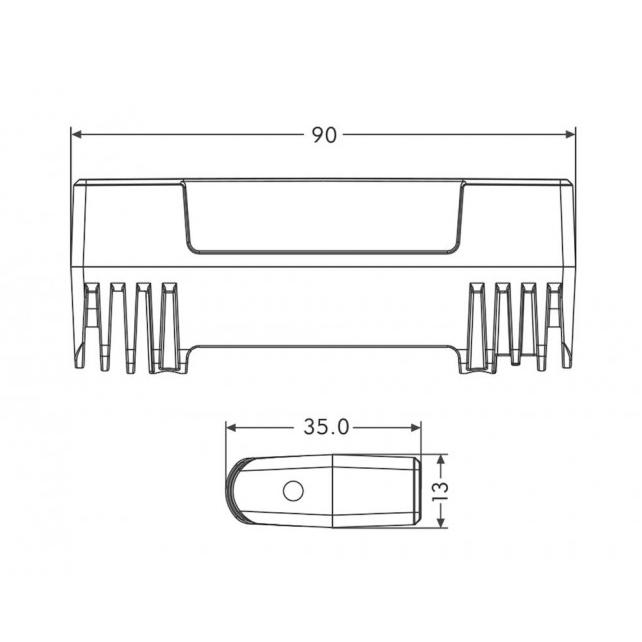 Blixtljus LED NR6 Paket-6509