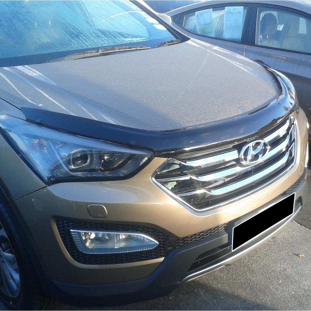 Huvskydd Hyundai Santa Fe 13+-0