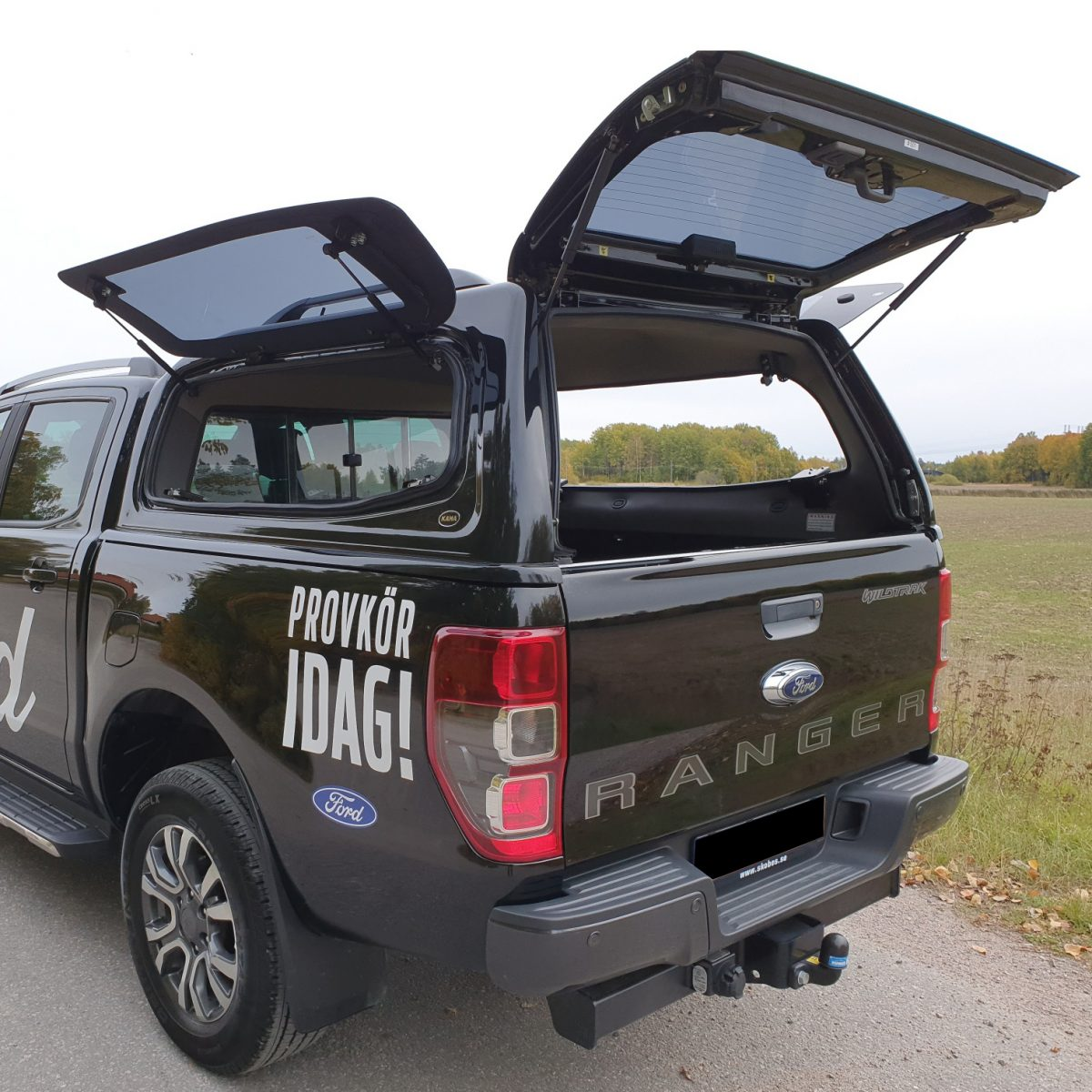 Flakkåpa Steeltop Ford Ranger-6907