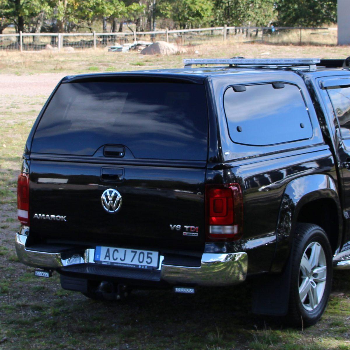 Flakkåpa Steeltop Volkswagen Amarok-0
