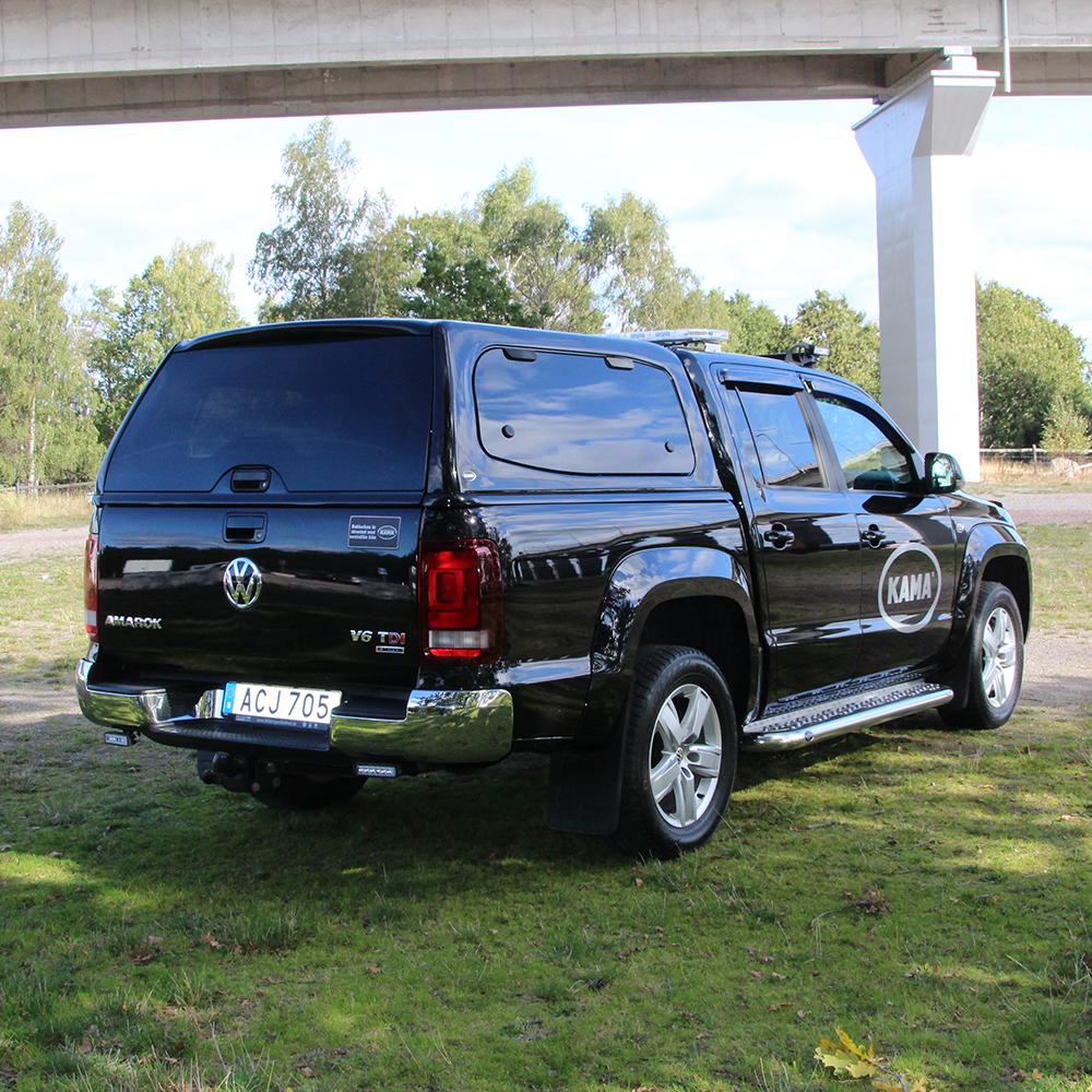 Flakkåpa Steeltop Volkswagen Amarok-6525