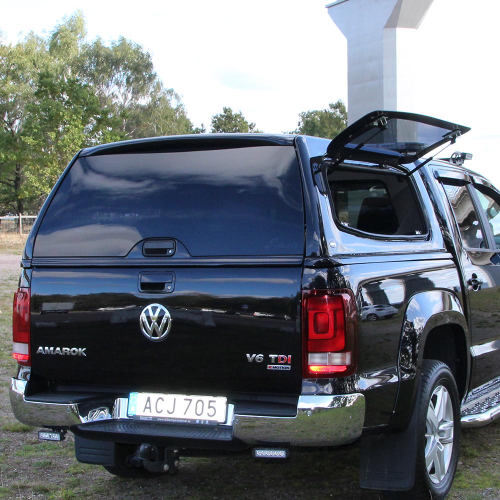 Flakkåpa Steeltop Volkswagen Amarok-6529