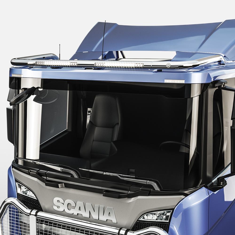 Takbåge Lågt tak Rigid LED Scania-0