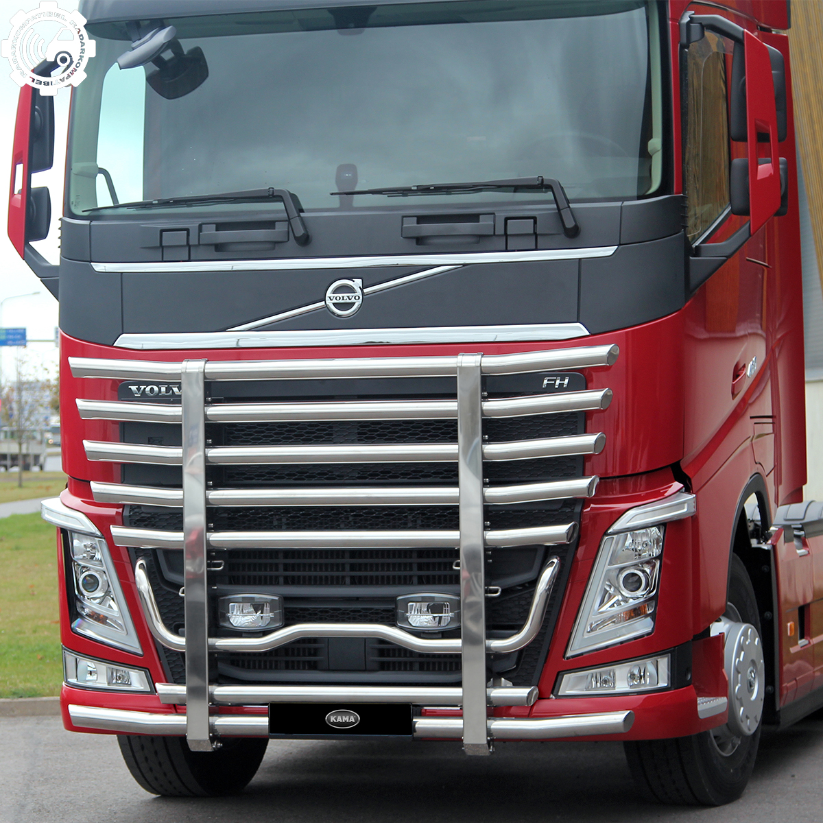 Frontskydd Wing Volvo FH4 13+-0
