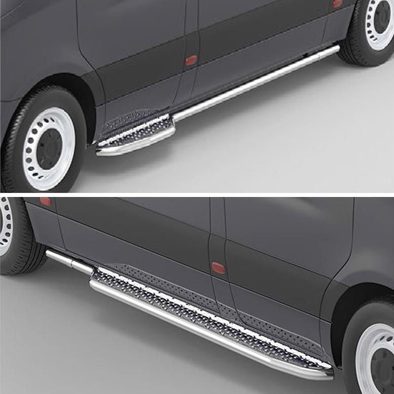 Sidosteg TOUR L2 MAN TGE/ VW Crafter 17+-0