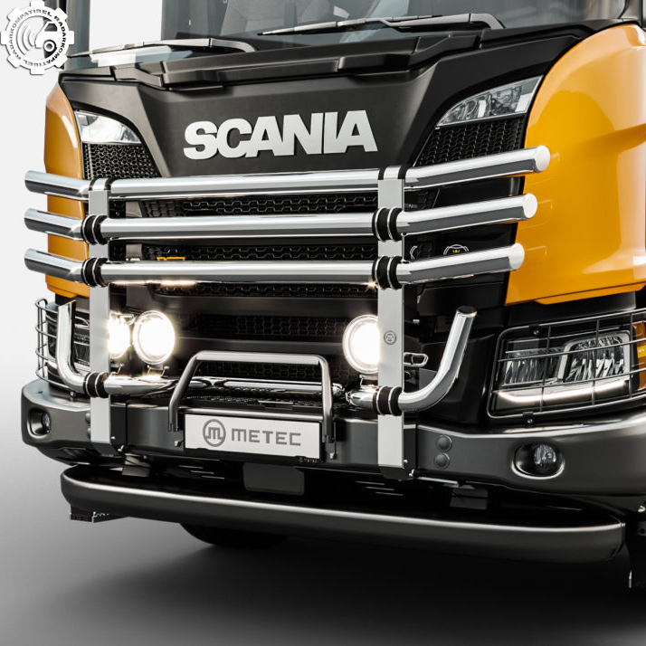 Frontskydd Scania XT P,G,R,S -serie 16+-0