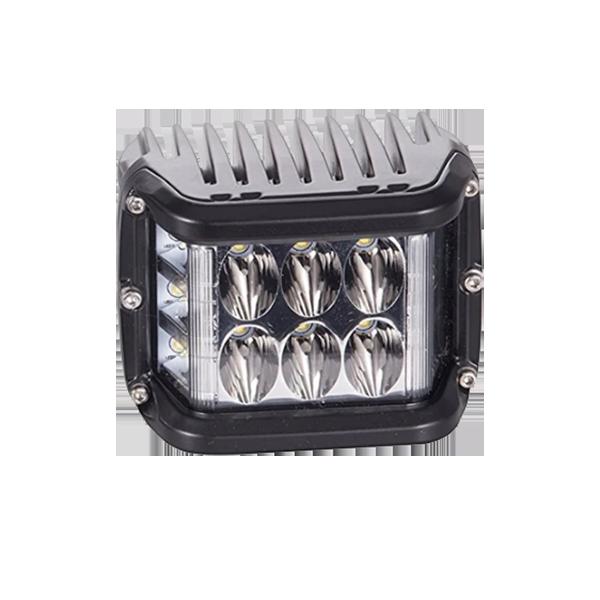 Sideshooter Arbetsbelysning 48W 2-pack-6850