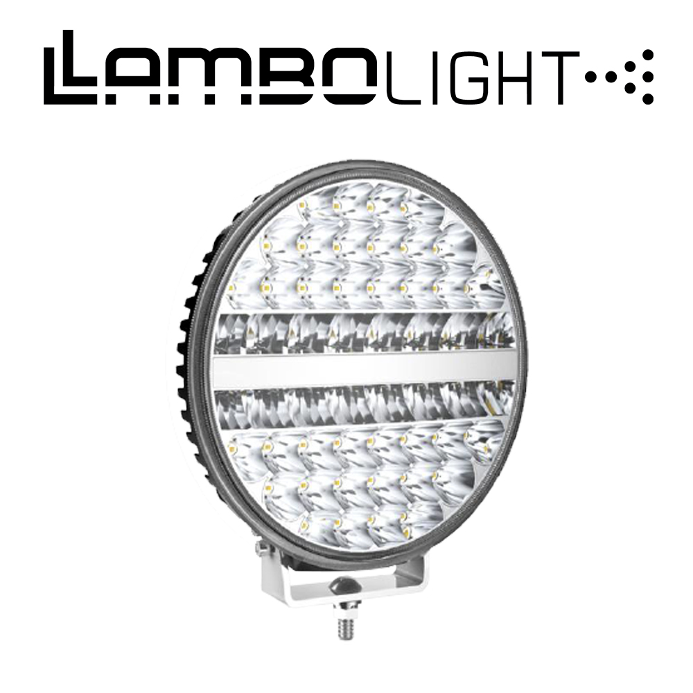 LamboLight Typhoon LED extraljus med positionsljus-0