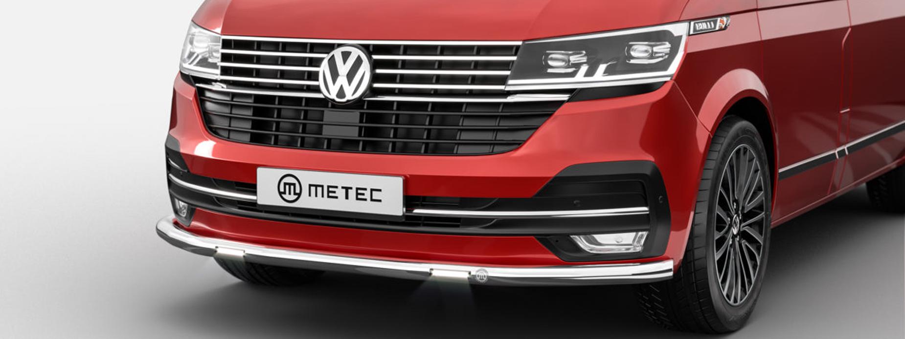 VW T6 uppgraderad till T6.1