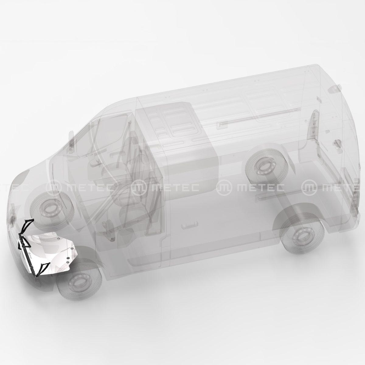 Underkörningsskydd motor Master/Movano 10+, NV400 15+-0