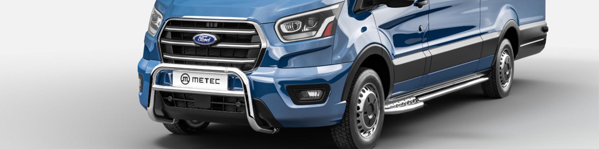 Frontbåge 60mm Ford Transit 2019+ bakgrundsbild