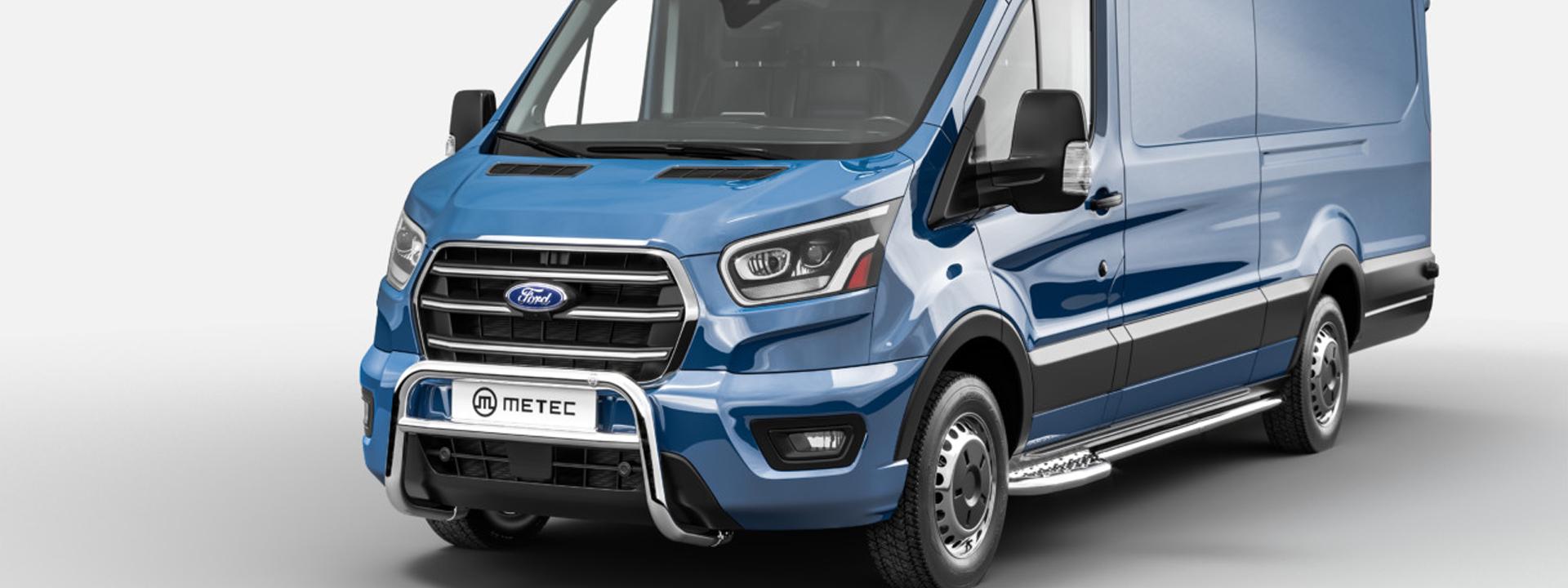 Nyheter till Ford Transit 2019+